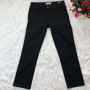 Tory Burch Super skinny Black Jeans SZ 26